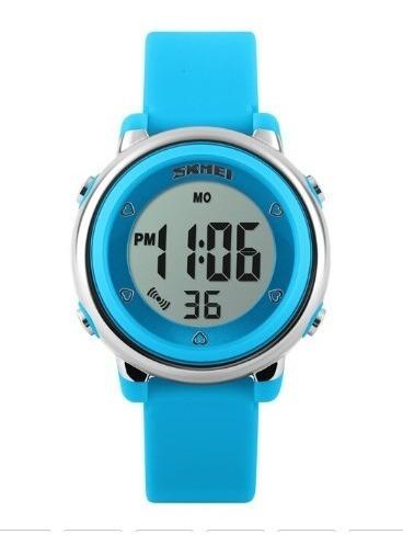Relógio Skmei 1100 Infantil Cores Prova D
