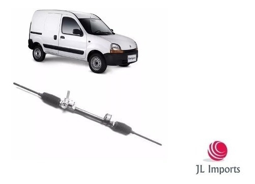 Caixa De Direção Renault Kangoo 2000 2001 2002 2013 Mecanica