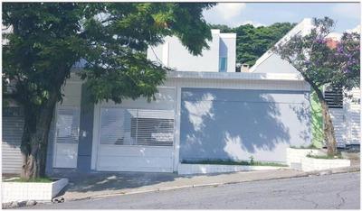 Sobrado Residencial À Venda, Vila Antonieta, São Paulo. - So3376