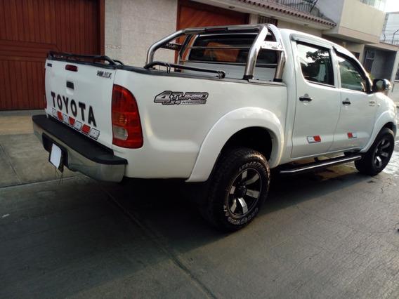 Toyota Hilux 4x4 Turbo Intercooler 1kd Blanco 2009