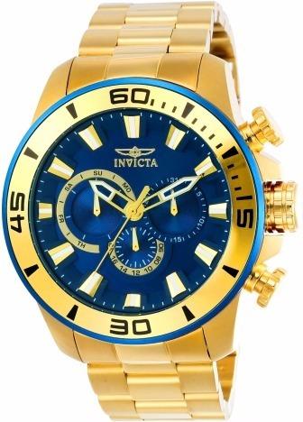 Relógio Invicta Original Masculino Frete Free Garantia 22587