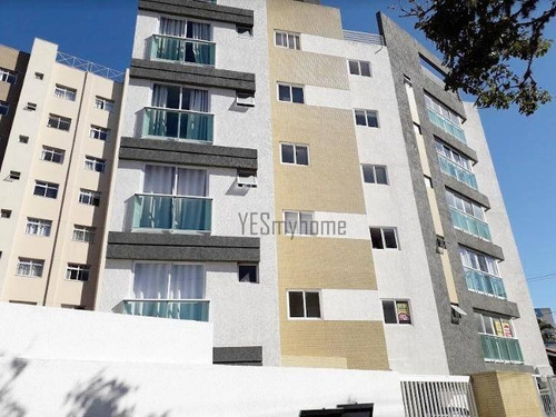 Studio Com 1 Dormitório À Venda, 29 M² Por R$ 229.999,90 - Alto Da Glória - Curitiba/pr - St0119