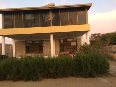 Amplia Y Moderna Casa En Alquiler, Colan, Piura