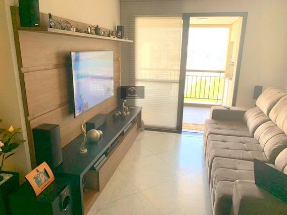 Apartamento Para Alugar No Bairro Vila Romana Em São Paulo - Rm758acqualoc-2