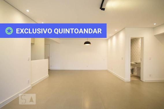 Apartamento No 19º Andar Com 2 Dormitórios E 2 Garagens - Id: 892972010 - 272010