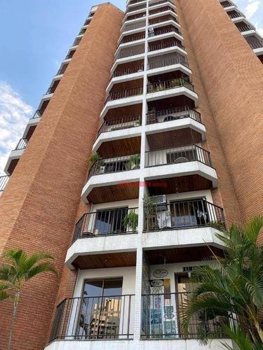 Apartamento Com 1 Dormitório À Venda, 56 M² Por R$ 530.000,00 - Aclimação - São Paulo/sp - Ap9588