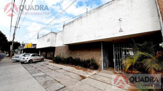 Terreno Con Construccion En Venta En Boulevard Hermanos Serdan Plaza Galerias Serdan Puebla