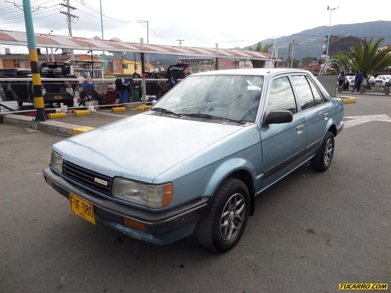 Mazda 323 Nb 1.490cc Mt Sa