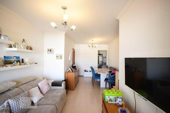 Apartamento No 2º Andar Com 2 Dormitórios E 1 Garagem - Id: 892948164 - 248164