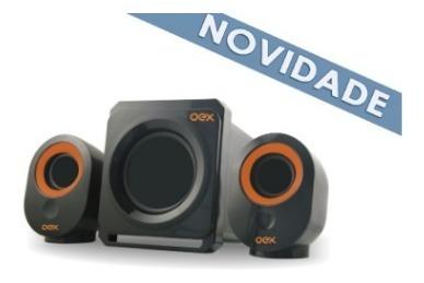 Speaker Bluetooth 30w Booster Sk500 Preto Oex