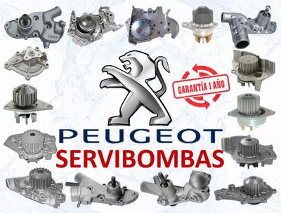 Bomba De Agua Automotriz Peugeot Guatemala