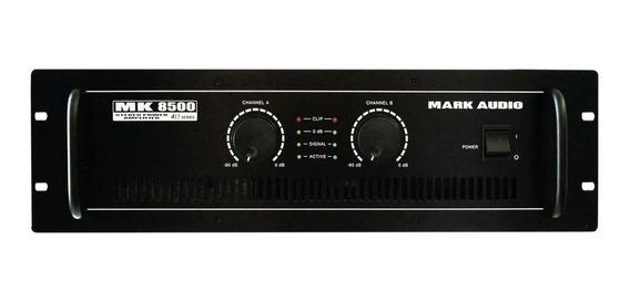 Amplificador Potência Mark Audio Mk 8500