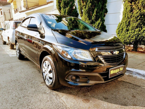 Chevrolet Prisma 1.4 Lt Preto Completo Otimo Estado 2016