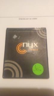 Bateria/pila Nyx Nyx1400a65x55, 3.7v, 1400mah. Para Cel.join