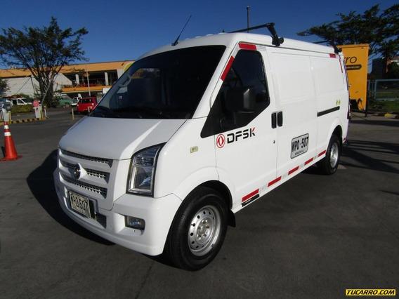 Dfm/dfsk Van Carga C35 Van Cargo