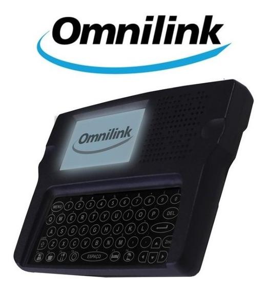 Teclado Omnilink Multimídia