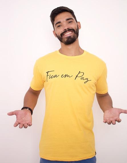 Camisa Fica Em Paz