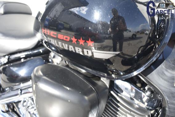 Suzuki Boulevard C50 2016 12200km 800cc