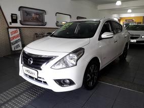 Nissan Versa Unique Única Dona 2016