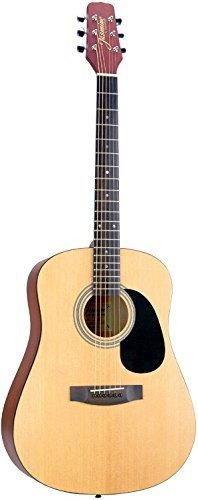 Imagen 1 de 7 de Guitarra Acustica Jasmine S35