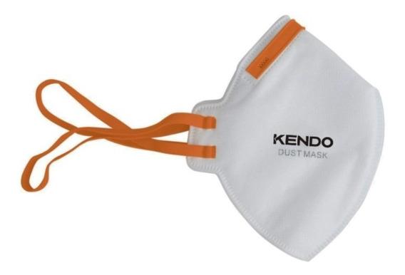 Barbijo Mascarilla Descartable Pack X 20 Unidades Kendo- Rex