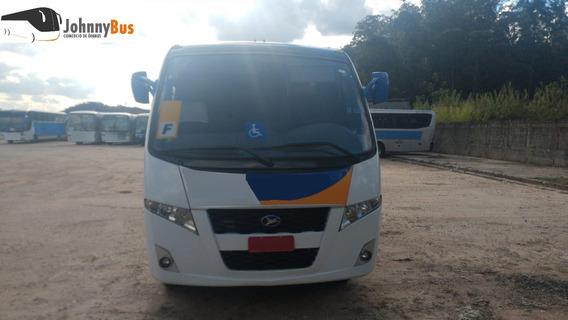 Micro Ônibus Rodoviário Volare W9 - Ano 2012 - Johnnybus