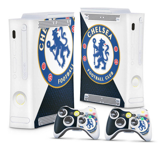 Soccer Other New Official Chelsea Fc Skin Xbox One Console Skin Sports Mem Cards Fan Shop Cub Co Jp
