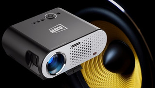 Smart Projector Led Con Android 4.4.4 Incluye Air Mouse