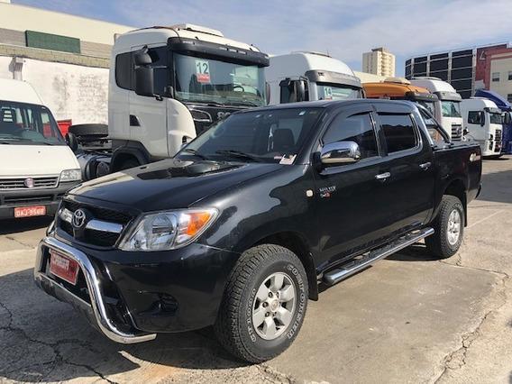 Toyota Hilux Cabine Dupla 4x4 Diesel 2.5 = Frontier Amarok