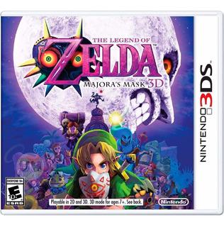 Tlo Zelda Majoras Mask 3d 3ds Fisico Nuevo Original