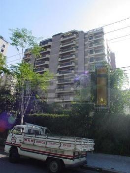 Imagem 1 de 1 de Apartamento  Residencial À Venda, Alto Padrão, Moema Índios, São Paulo. - Ap0552