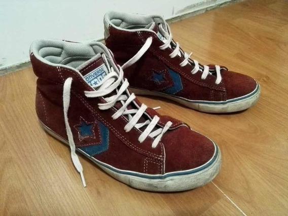 Zapatillas Converse Cons (tipo Bota) Talle 40