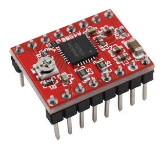 Driver A4988 Pololu Motor Nema 17 Paso Paso Motores Arduino