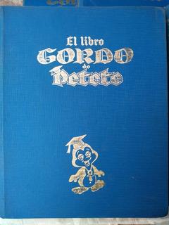 Libro Gordo De Petete - Colección Completa!!!