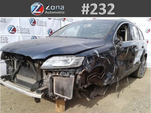 Audi Q7 3.0 Aut 2014 En Desarme