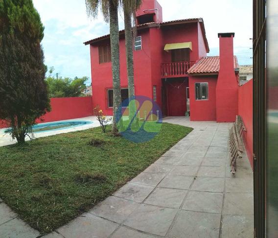 Casa Com 2 Dorms, Laranjal, Pelotas - R$ 370 Mil, Cod: 68 - V68