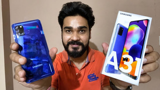 Samsung Galaxy A31 Unboxing & Full Detail