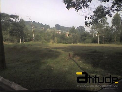 Imagem 1 de 3 de Terreno Em Condomínio -  2.260 M² - Condomínio Granja Vianna. - 3001