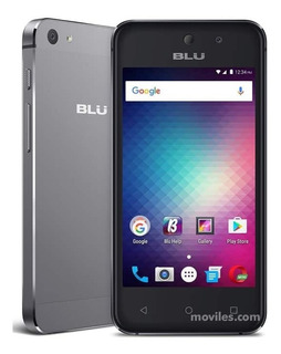 Teléfono Blu Vivo 5 Mini 1 Gb Ram 8 Gb Rom 4 Cam 5 Mp
