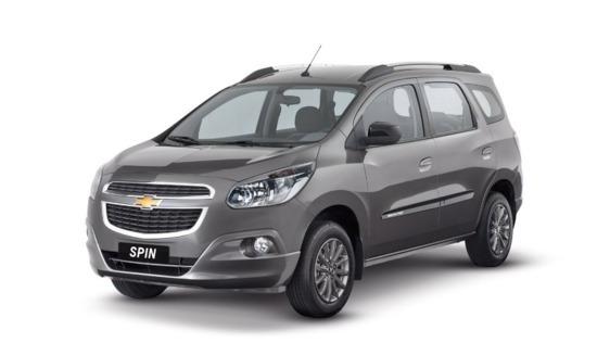 Chevrolet Spin 1.8 Ltz 5l Aut. 5p