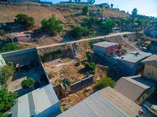 Terreno En Venta En Col. Plan Libertador, Rosarito B.c.