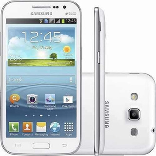 Samsung Galaxy Win Duos - 8 Gb - Branco Cerâmica - Gsm Samsu