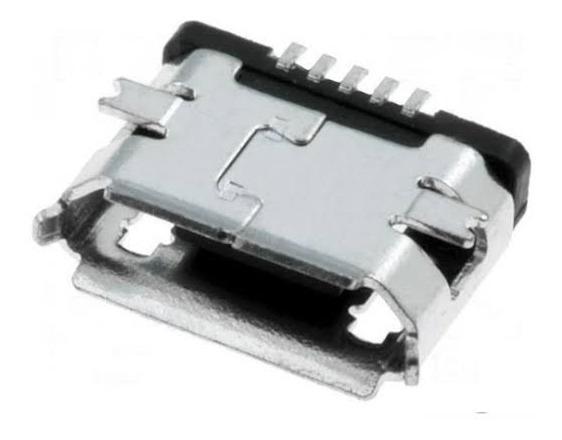10 Conector Carga Micro Usb Tablet Celular V8 Dl Multilaser