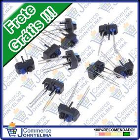 10 Unidades Sensor Ótico Infravermelho Tcrt5000 Frete Grátis
