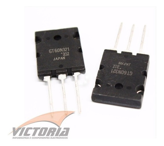 Gt60n321 Transistor Novo Com Excelente Preço Kit C/2
