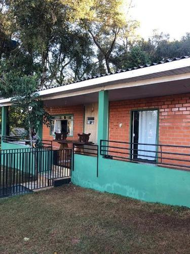 Chácara Com 4 Dormitórios À Venda, 5700 M² - Zona Rural - Foz Do Iguaçu/pr - Ch0005
