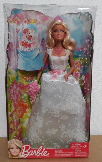 Barbie Noiva X944 Ano 2012 Lacrada