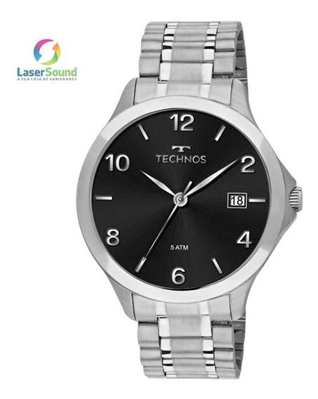 Relógio Technos Masculino 1s13by/1p, C/ Garantia E Nf