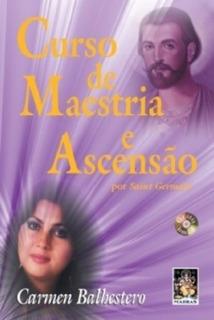 Livro Curso De Maestria E Ascensão Por Saint Germain - Novo