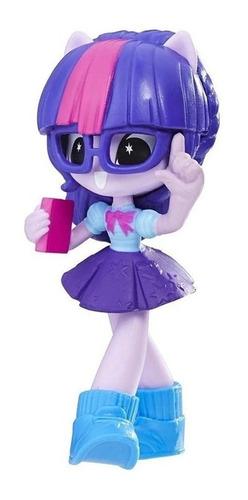 Mini Figura Twilight Sparkle Equestria Girls My Little Pony